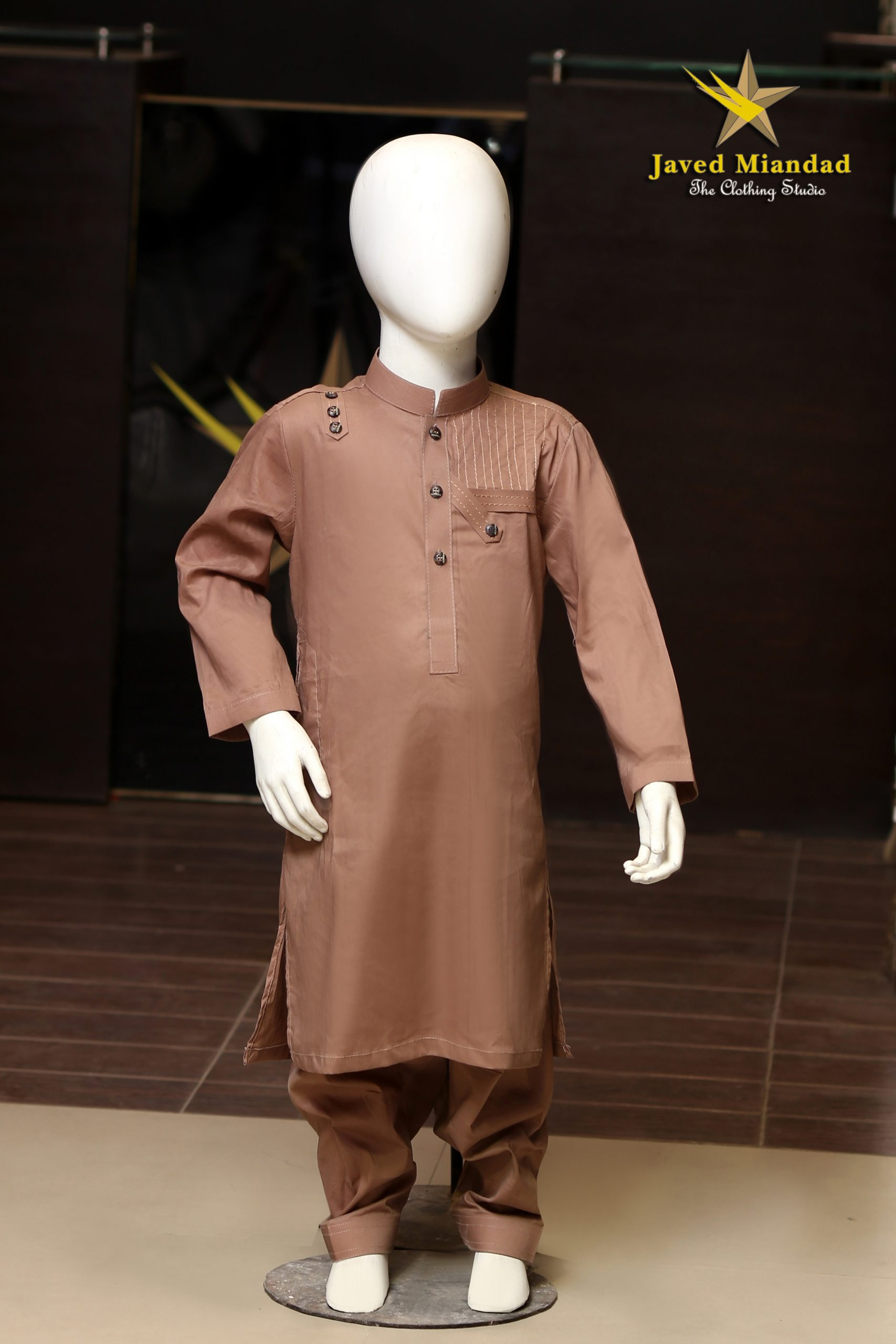 J.M - UNIQUE (kid's Kameez shalwar )